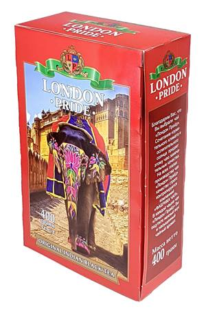 London Pride Original Indian Black Tea, 400г