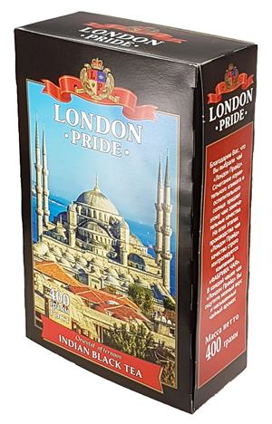 London Pride Indian Black Tea, 400г